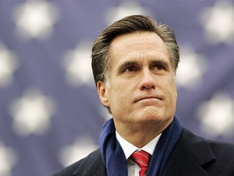 Mitt Romney wishes he could be left handed