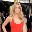 Jennifer Lawrence arrives at the 83rd Annual Academy Awards
