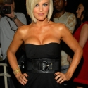 jenny-mccarthy-black-shoulderless-dress