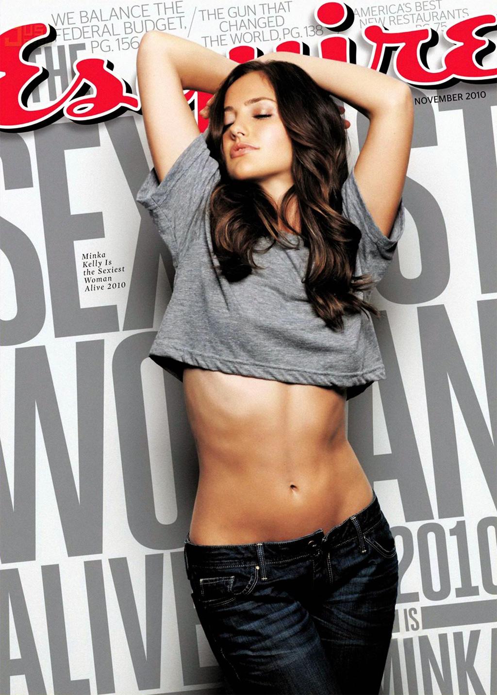 Kelly minka sexiest woman alive join
