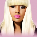 Nicki Minaj hot face