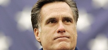 Mitt Romney wants to be left handed